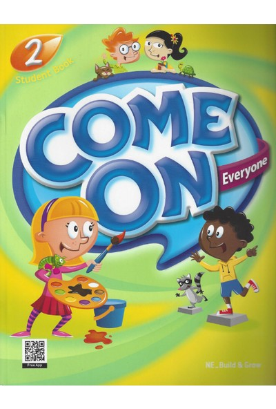 Build & Grow Come On Everyone Student Book 2 (D)