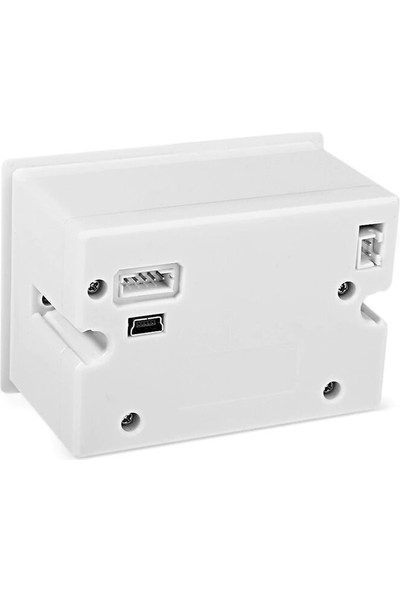 GOOJPRT Mini Termal Makbuz Yazıcısı 58MM Beyaz USB - Ttl