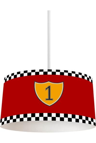 Tropik Home Yarışçı Çocuk Sarkıt Avize