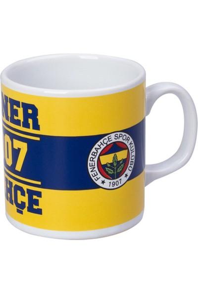 Mgm Fenerbahçe Lisanslı Taraftar Kupa Bardak Saplı Porselen