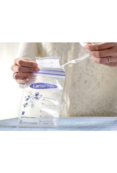 Lansinoh Steril Süt Saklama Poşeti 25'li 5060062991550