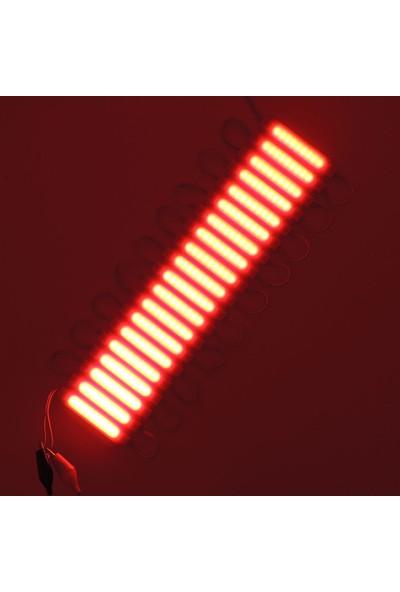 Sunlight Ekstra Parlak Işık Parmak LED 9 LED 20 Modül 12V 3 Renk
