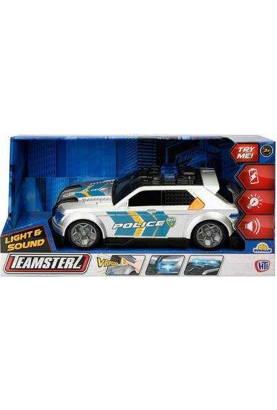 Teamsterz Sesli ve Işıklı Polis Arabası 29 Cm.