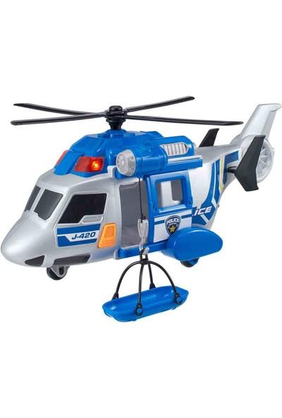 Teamsterz Sesli ve Işıklı Polis Helikopteri 36 Cm.