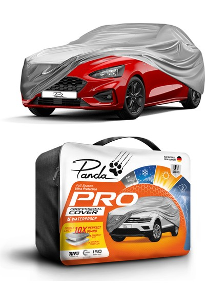 Pk Pandakılıf Ford Focus Sedan Uyumlu Profesyonel Premium Oto Branda - 4 Mevsim Koruma