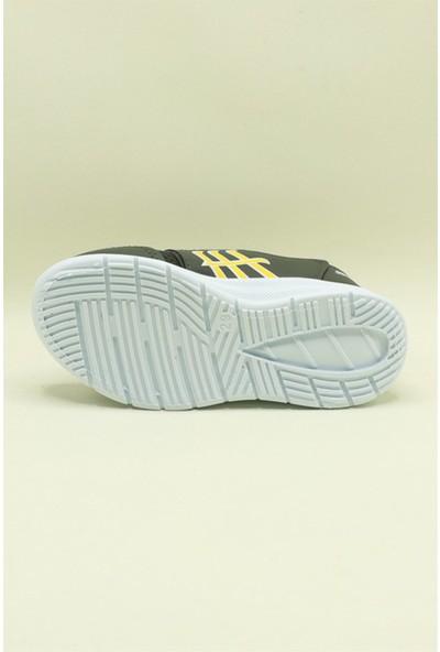 Bolimex Günlük Nefes Alır Haki Çocuk Spor Ayakkabı 3370