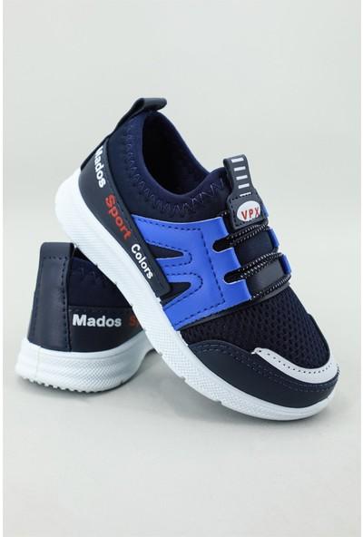 Bolimex Günlük Laci Mavi Çocuk Spor Ayakkabı 3355