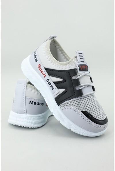Bolimex Günlük Gri Syh Çocuk Spor Ayakkabı 3355