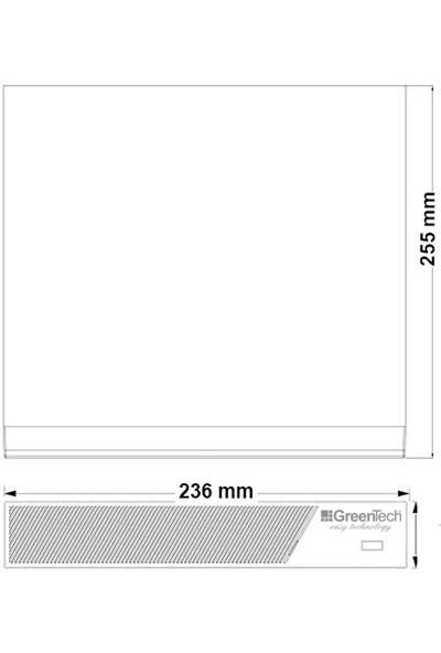 Greentech GT-NVR09 Dahili 1tb Hafıza H265 9 Kanal 5mp Ip Kayıt Cihazı