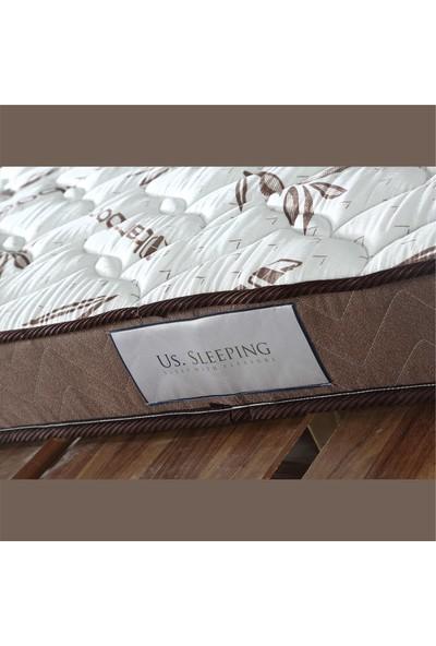 Us. Sleeping Full Bamboo Sleep Yatak 90 X 190