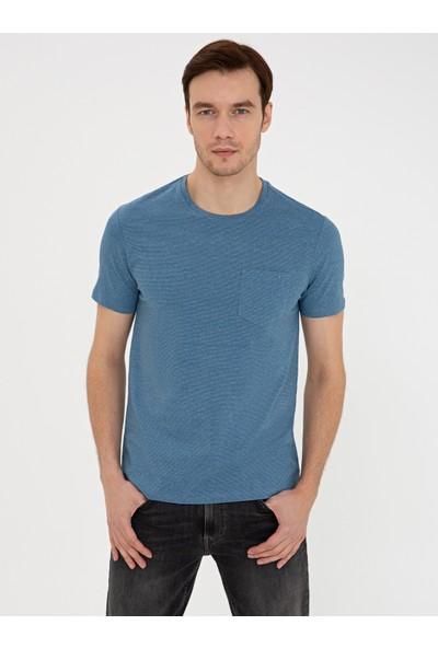 Cacharel Mavı T Shirt 50240270-VR028