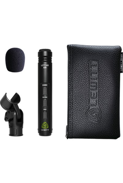 Lewitt Lct 140 Condenser Enstrüman Mikrofonu