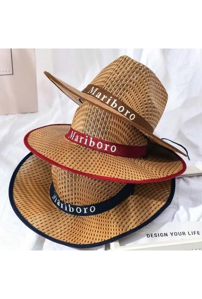 Maribor Hasır Şapka Erkek Mariboro