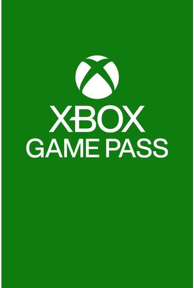 Xbox Game Pass Pc 14 Days (Global Code)