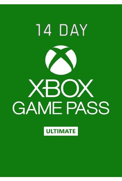 Xbox Game Pass Console 14 Days (Global Code)
