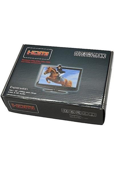 J-Tech EX2021 Hd 4K HDMI To Cat5-Cat6 Extender 60 Metre Uzatıcı