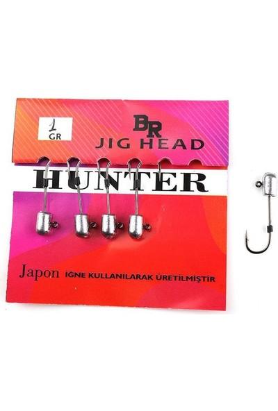 Bera Jig Head Hunter 1 gr 5 Li Paket