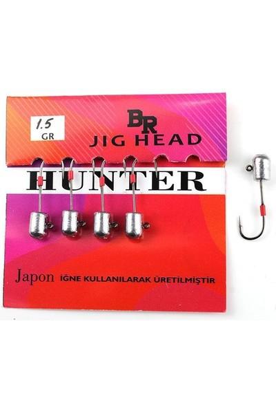 Bera Jig Head Hunter 1,5 gr 5 Li Paket