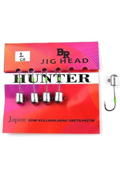 Bera Jig Head Hunter 2 gr 5 Li Paket