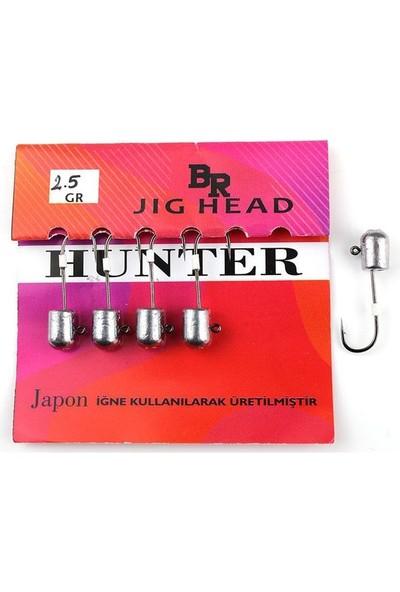 Bera Jig Head Hunter 2,5 gr 5 Li Paket
