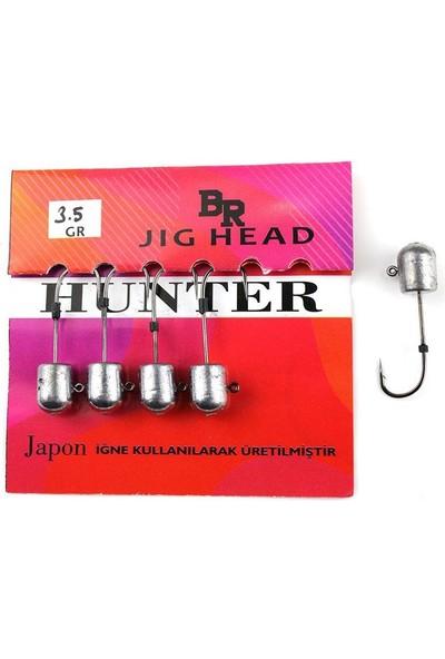Bera Jig Head Hunter 3,5 gr 5 Li Paket