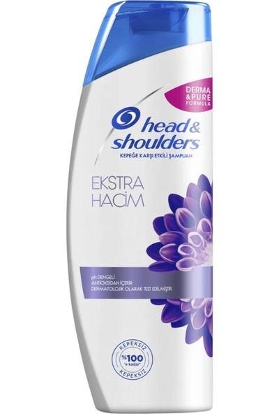 Head&Shoulders Head Soulders Şampuan 400ML Extra Hacim (1 Adet )