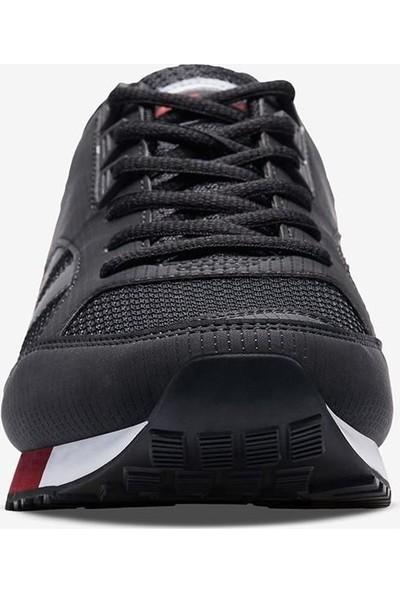 Lescon Boston-2 Siyah Günlük Yürüyüş Koşu Erkek Spor Ayakkabı