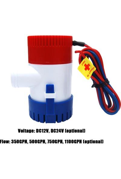 Gahome Sintine Pompası 500GPH Dc 12 V Elektrikli Su Pompası (Yurt Dışından)