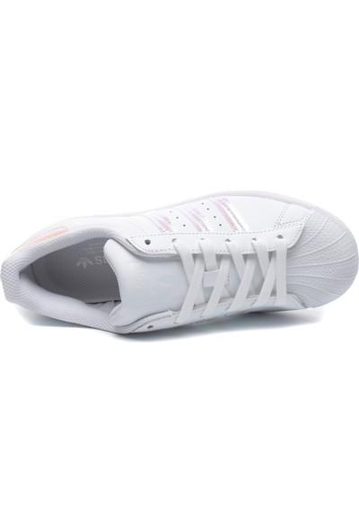 adidas Superstar Kadın/Genç Günlük Spor Ayakkabı FV3139