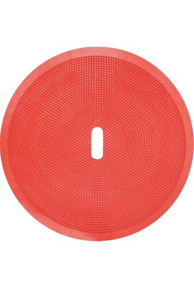 USR YYK 6 lı Yuvarlak Yer İşareti Seti Kırmızı