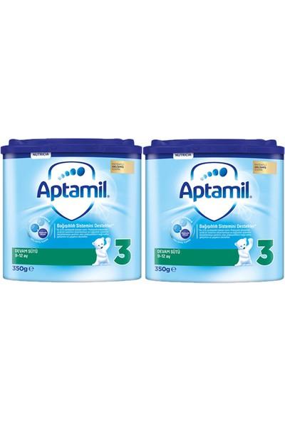 Aptamil 3 Devam Sütü 350 G 9-12 Ay Akıllı Kutu x 2 Adet