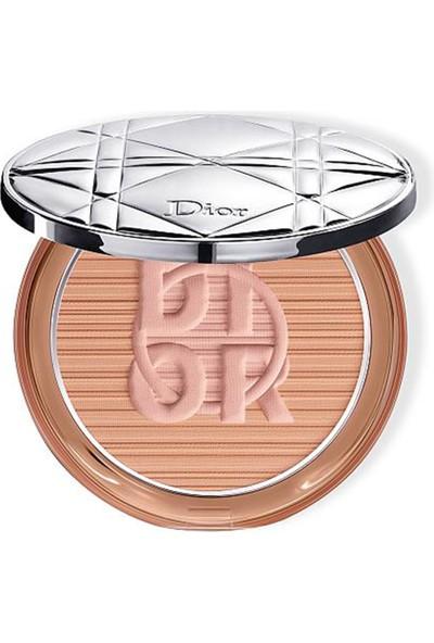 Dior Diorskin Mineralnude Bronze Color Games 01 Light Flame Pudra