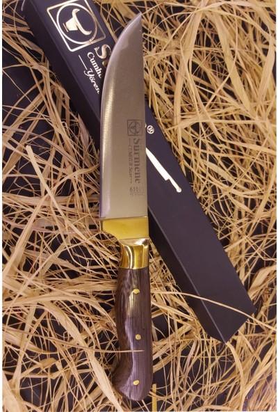Sürmene Hakiki Sürmene Kasap Bıçağı - Et Ekmek Sebze Meyve Bıçağı %100 El Işçiliği