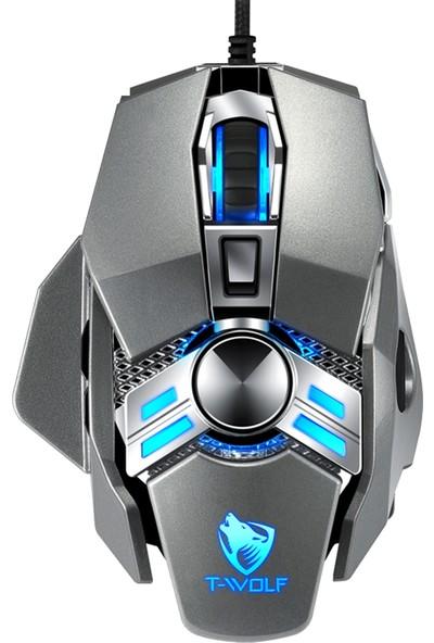 J-Tech Avenger Rgb Işıklı Ayalarlanabilir Oyuncu Mouse