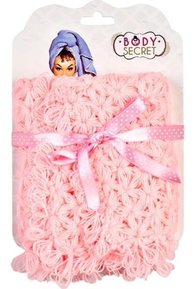 Dermapeel Pink 3'lü Banyo Seti