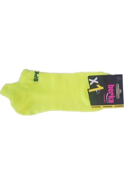 Berka Fosforlu Spor 3'lü Çorap