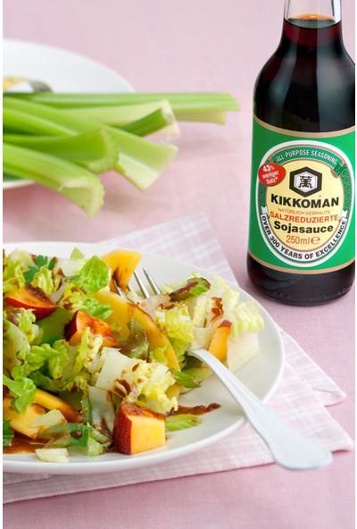 Kikkoman Less Salt Soy Sauce 250 ML