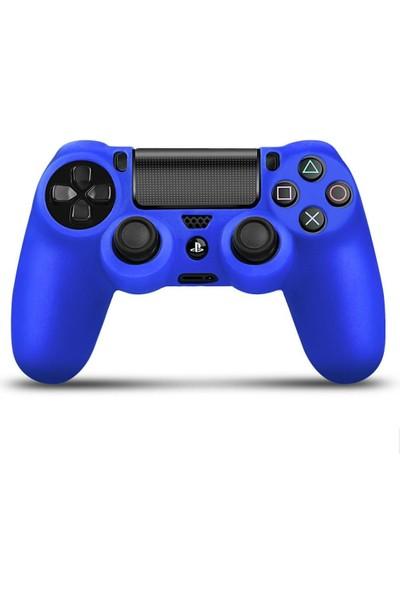 Konsol İstasyonu Lacivert Mat Playstation 4 Ps4 Kol Kılıfı - Dualshock 4 Kılıf