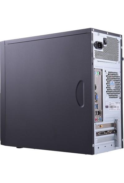 Casper Nirvana N2C.114F-BY30R-00A Intel Core I5 11400F 16GB 2TB GT710 Windows 10 Pro Masaüstü Bilgisayar