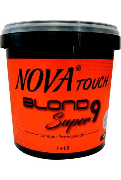 Nova Touch Gri Oryal Saç Açıcı 500 gr