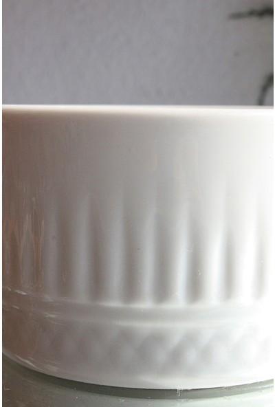 Adamodart Porselen Dondurma Kasesi 2'li Set
