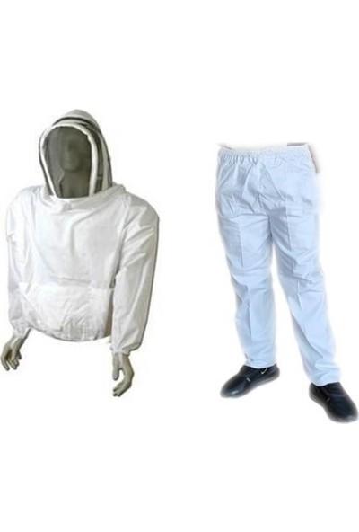 Atarlar Bal Oval Astronot Maske Xl + Pantolon