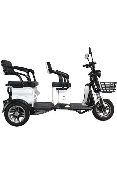 St Max Kaptan 3 Tekerli Elektrikli Motosiklet