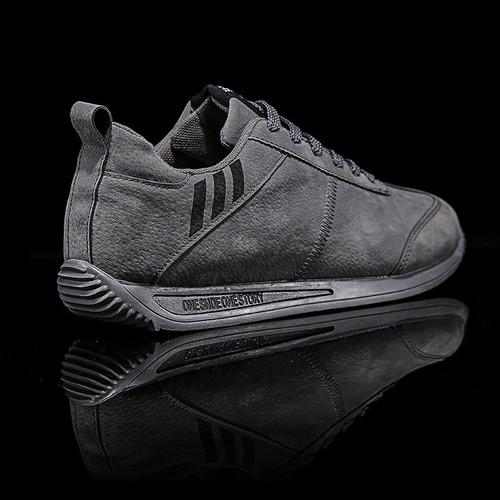 Luiisa Sneakers Erkek Gri Ayakkabı C2105-084 (Yurt Dışından)