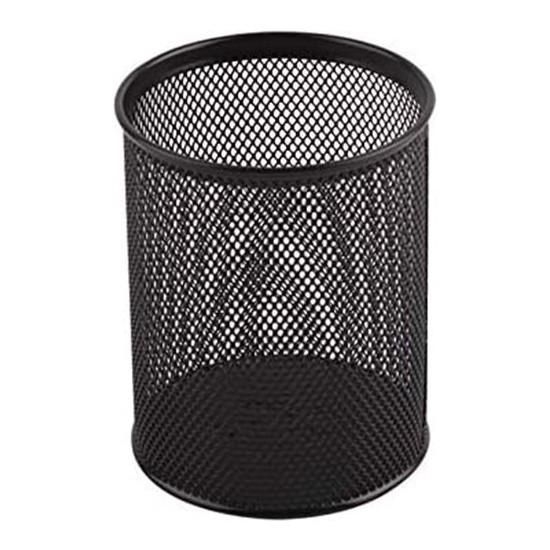 Sert Kırtasiye Metal Perfore Kalemlik Siyah