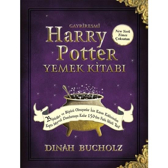 Gayriresmi Harry Potter Yemek Kitabı (Ciltli) - Dinah Bucholz