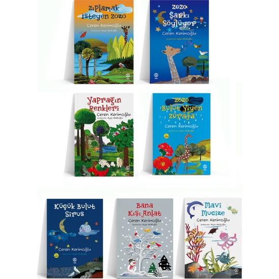Sia Kitap Çocuk Kitapları Seti - Ceren Kerimoğlu