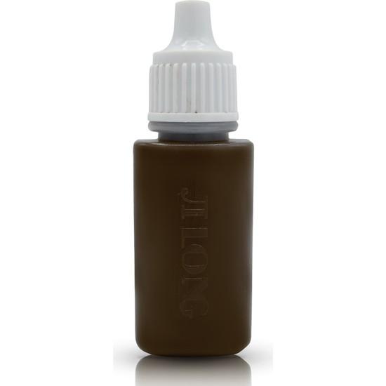 Jilong Kalıcı Makyaj Pigmenti Brown 25 ml