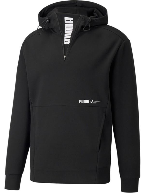 Puma Half-Zip Erkek Sweatshirt
