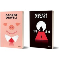 George Orwell 2 Kitap Set (1984- Hayvan Çiftliği)